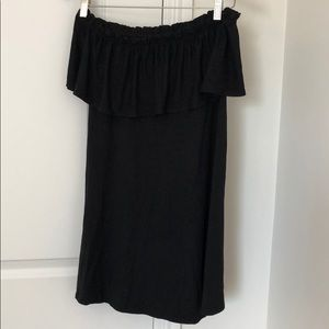 Abercrombie & Fitch Black Dress
